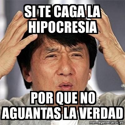 Meme Jackie Chan - si ...