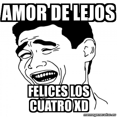 Meme Yao Ming 2 Amor De Lejos Felices Los Cuatro Xd 439101