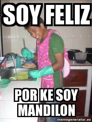 Mandilon Meme Subido Por Soyjuanca123 Memedroid