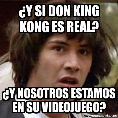 don king kong online