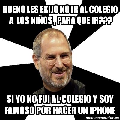 No Iphone