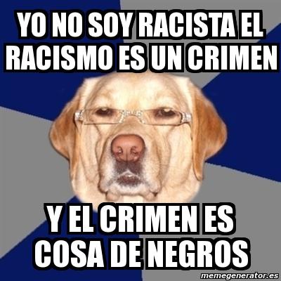 ¿Eres racista? ¿El ser humano es racista?