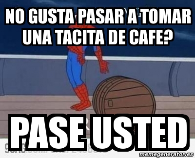 Meme De Tomar Cafe