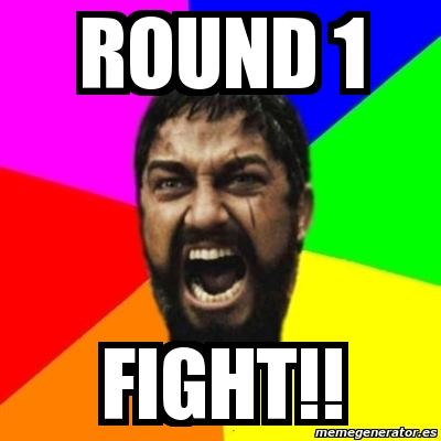 Meme Sparta - round 1 fight!! - 1290526