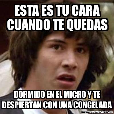 Meme Keanu Reeves - es...