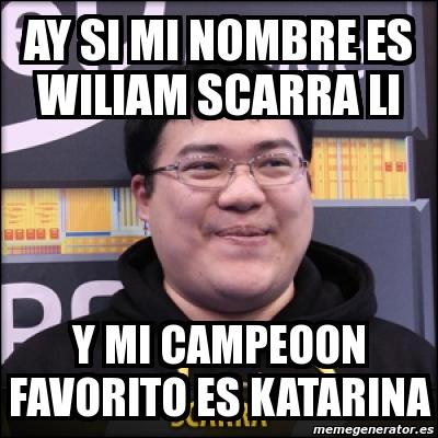 Scarra Meme Wwwpicsbudcom