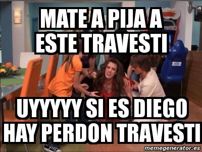 1583007 meme personalizado mate a pija a este travesti uyyyyy si es,Meme Travesti