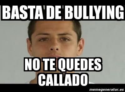 1914600 meme personalizado basta de bullying no te quedes callado 1914600,Memes De Bullying