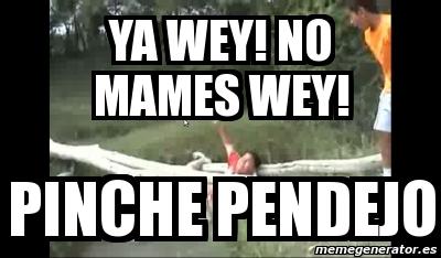 Ya Wey Meme