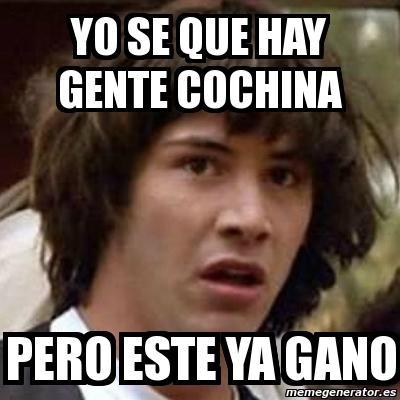 Meme Keanu Reeves - YO...