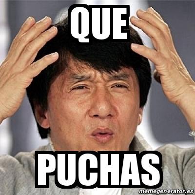 Meme Jackie Chan - que...
