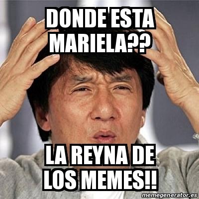 Meme Jackie Chan - DON...