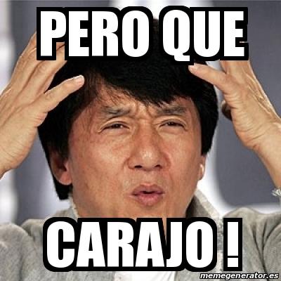 Meme Jackie Chan - per...