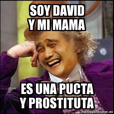 mi madre es prostituta
