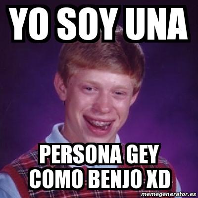 soy gey: