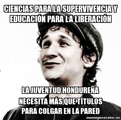 educacion liberacion: