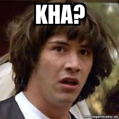 Meme Keanu Reeves - KH...