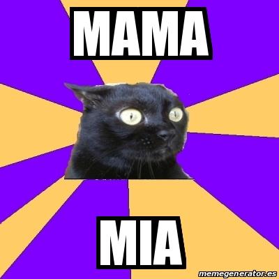 Mama mia what an ass kiara mia 6