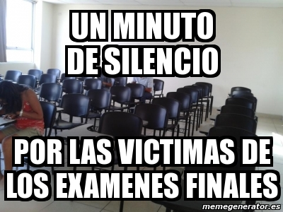 Un español guarda un minuto de silencio por los