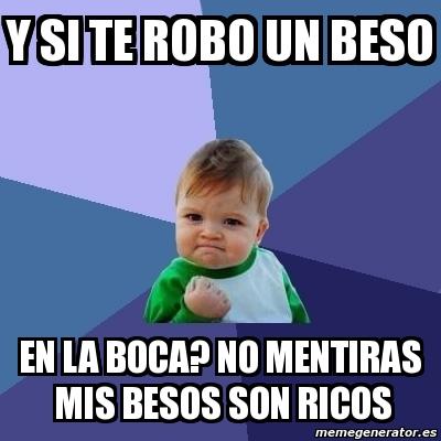 Rico Beso Mis Besos Son Ricos