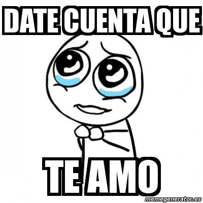 Te amo dating