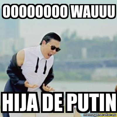 Memes putin español