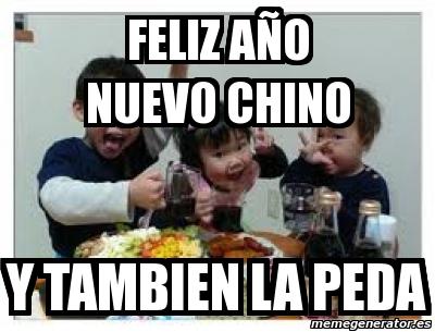 Feliz gordo y foro chino