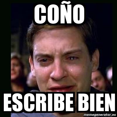 Meme crying peter park...