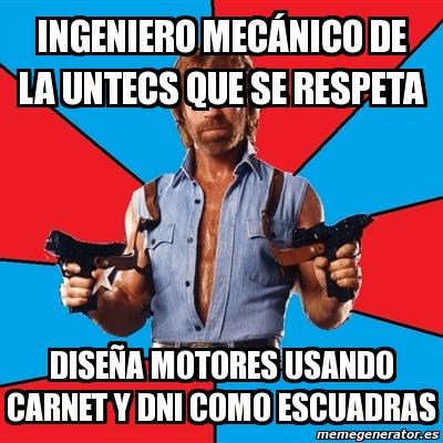 Meme Chuck Norris - IN...