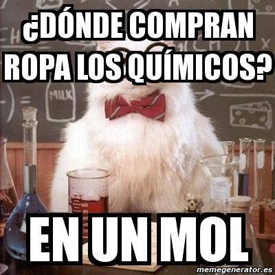Meme chemistry cat d nde compran ropa los qu micos en for Donde se compran los vinilos decorativos