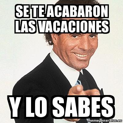 Julio Iglesias - Que Ganaste