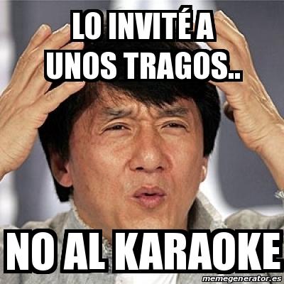 24030236 meme jackie chan lo invité a unos tragos no al karaoke 24030236