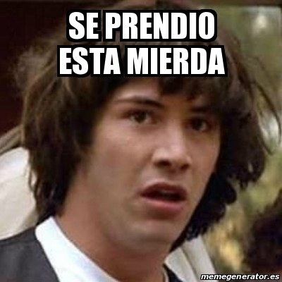 Meme Keanu Reeves - se...
