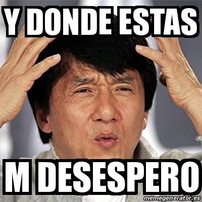 Meme Jackie Chan - y d...