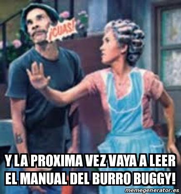 Buggy Burro Nt -Rosario- 28834467