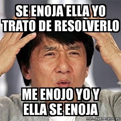 Meme Jackie Chan - se ...