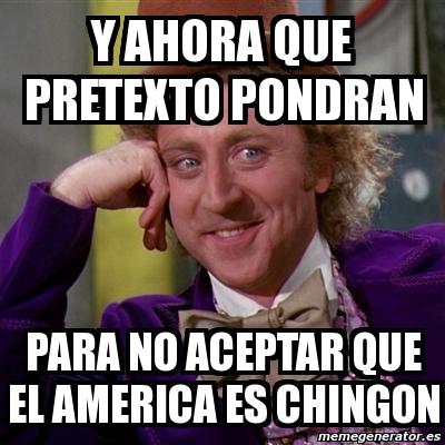 Memes De Las Chivas Para El America