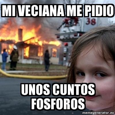 disaster girl meme generator - photo #7