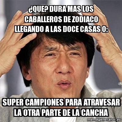 Meme Jackie Chan - &#1...