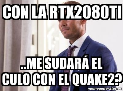 [Sorteo] Llevate una Nvidia GeForce RTX 2080 Ti por tus memes o gameplays de Quake II