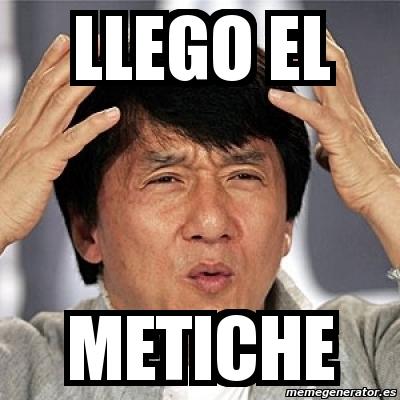 Meme Jackie Chan - lle...