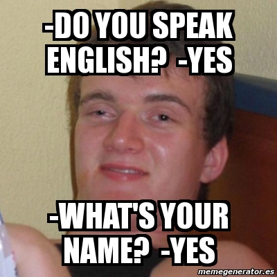 memes in english