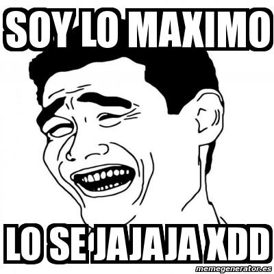 Meme Yao Ming 2 Soy Lo Maximo Lo Se Jajaja Xdd 4516593