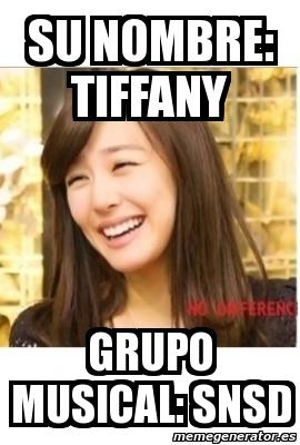 Tiffany meme