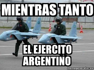 ejercito argentino