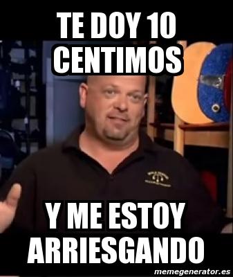 Los negociantes españoles
