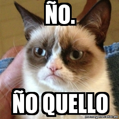 meme grumpy cat   o o quello   4885146