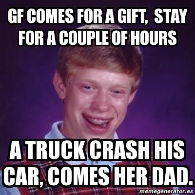 Car Crash Meme Generator