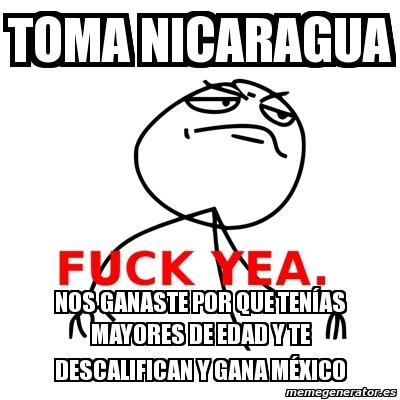 Nicaragua fuck