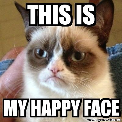Happy Cats Meme